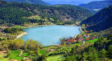 Türkiyenin yeşil cennetleri Doğanın içinde sessiz sakin iki gün...