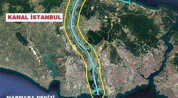 Kanal İstanbulda önemli gelişme Küçükçekmece Gölüne revizyon