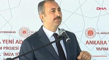 Son dakika: Adalet Bakanı Gül'den sert tepki: Bizim için yok hükmündedir