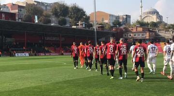 Ziraat Türkiye Kupası   Fatih Karagümrük 4-1 Bandırmaspor