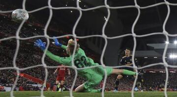Tarih bu rekoru da yazdı  Liverpoolda tam 10 gol...