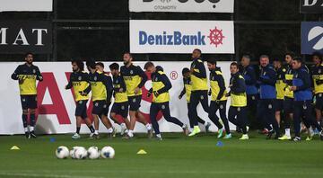 Fenerbahçe, Kayseri deplasmanında Takımda 4 eksik...