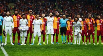 Galatasaray ile Real Madrid 9. randevuda