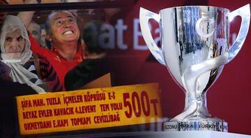 Kura çekimine 500T damgası Galatasaray...