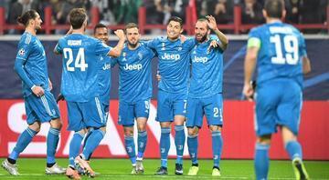 Juventus, Rusyada 3 puanı 90 3te aldı