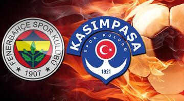 Fenerbahçe Kasımpaşa maçı ne zaman, saat kaçta