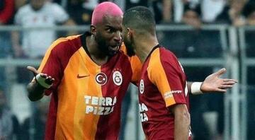 Galatasaray, Gaziantep deplasmanında Babel ve Belhanda ceza sınırında...