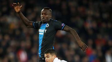 Mbaye Diagneden bir skandal daha Tekme, tokat...