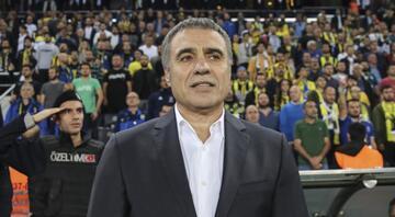Ersun Yanal: Maçın sonucu ne olursa olsun oyundan mutlu değilim