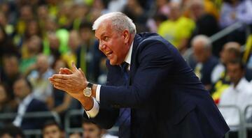 Zeljko Obradovic: Son periyotta maçın seyrini değiştirdik