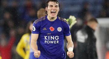 Çağlar Söyüncü oynadı, Leicester yine kazandı