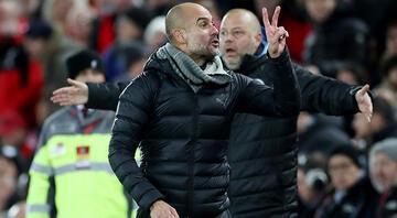 Pep Guardiola çıldırdı Hiç böyle görmediniz...