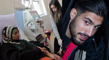 Juventuslu Emre Can, Bingöle diyaliz makinesi bağışladı