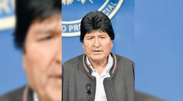 Bolivya'da istifa darbesi