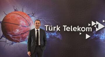 Türk Telekom Basketbol Takımının hedefi play-off