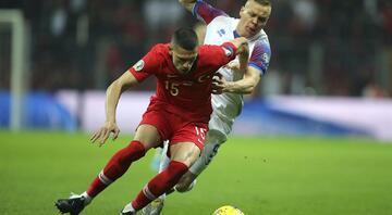 İzlanda maçının kahramanı Merih Demiral