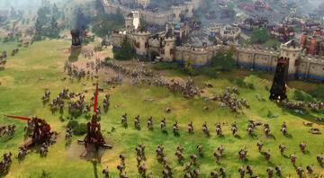 Age of Empires 4 resmen geliyor İşte ilk görüntüler