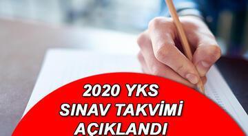 2020 YKS sınavı ne zaman Üniversite sınavı başvurusu ne zaman başlayacak