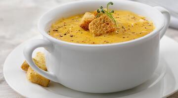 Zerdeçallı balkabağı çorbası tarifi