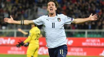 İtalya gol oldu yağdı Toplam 10 gol...