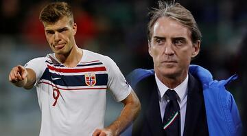 Roberto Mancini 81 yıllık rekoru kırdı