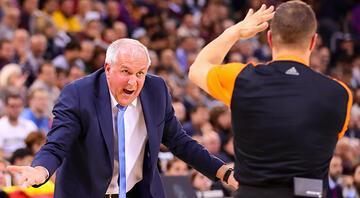 Zeljko Obradovic, Fenerbahçenin Barcelona şoku sonrası olay oldu istifa...