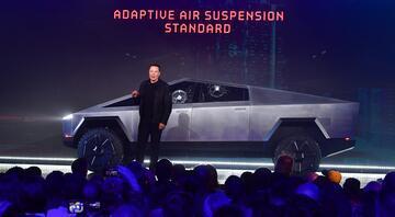 Ve Elon Musk resmen tanıttı İşte zırhlı ve elektrikli pick-up