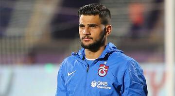 Trabzonsporda bir sakatlık daha Abdürrahim Dursun...
