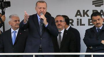Cumhurbaşkanı Erdoğan: Cumhurbaşkanlığımı ortaya koyuyorum