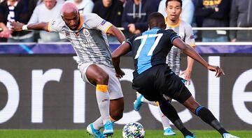 Galatasaray ile Club Brugge 4. kez karşı karşıya