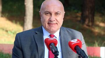 """Yılport Samsunspor A.Ş. Başkanı Yıldırım: """"Samsunspor'a Avrupa sözü verdim"""""""