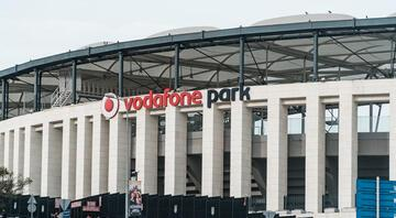 Beşiktaştan flaş karar Vodafone Park...