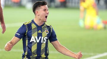 Fenerbahçede Ferdi Kadıoğlu formayı unuttu