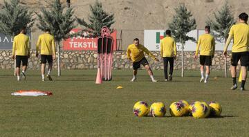 Yeni Malatyasporda Gençlerbirliği mesaisi başladı