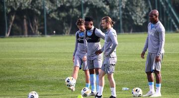 Trabzonspor, Getafe maçı hazırlıklarına devam etti