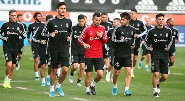 Beşiktaş, Slovan Bratislava hazırlıklarına başladı
