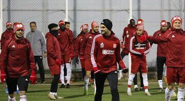Sivassporda Kasımpaşa hazırlıkları başladı