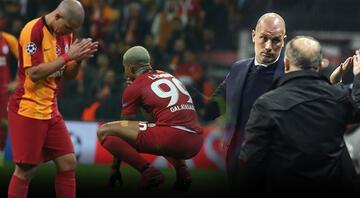 Bu görüntüler başka yerde yok Galatasaray - Brugge maçında...