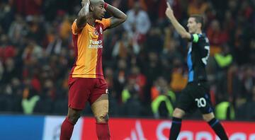 Galatasaray, 100. galibiyeti kaçırdı...