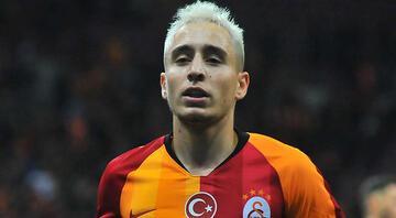 Galatasarayda Emre Mor şanssızlığı Oyuna girince...