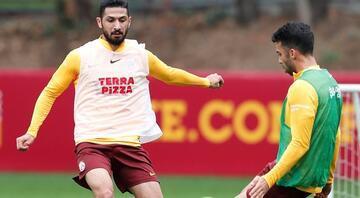 Galatasaray, Trabzonspor maçının hazırlıklarına ara vermeden başladı