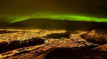 Kuzey ışıklarını en iyi görebileceğiniz 10 nokta