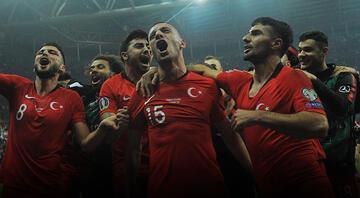 Son dakika: Milli takımın Euro 2020 rakipleri belli oldu