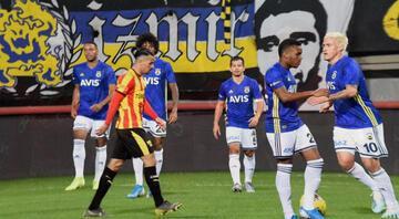 Fenerbahçe - Göztepe maçında şoke eden olay