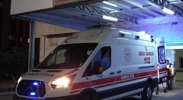 Edirnede korkunç olay Yüzüne sıvı atılan genç kız çığlık attı: Yandım, ölüyorum