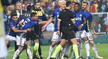 Fenerbahçeden Göztepe maçı için kural ihlali itirazı