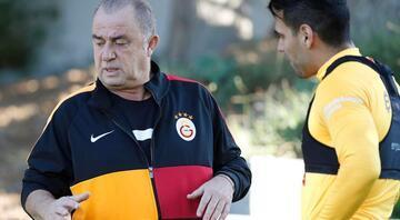 Galatasarayda Radamel Falcao sevinci Antrenmanlara başladı...