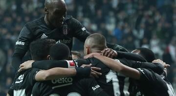 Beşiktaş - Kayserispor: 4-1 | Maçın özeti