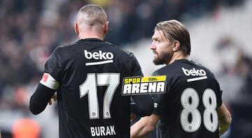 Yok böyle hırs Beşiktaşın patlama maçı