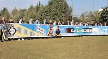Altay ve Trabzonspor efsaneleri bir araya geldi